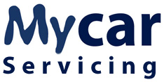My Car Servicing Logo