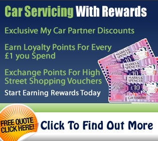 Car Service with Rewards